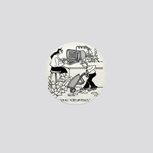 1930_lab_cartoon_EK Mini Button