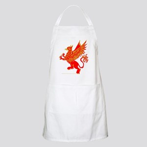 Gryphon Red Gold BBQ Apron