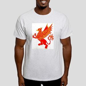 Gryphon Red Gold Light T-Shirt