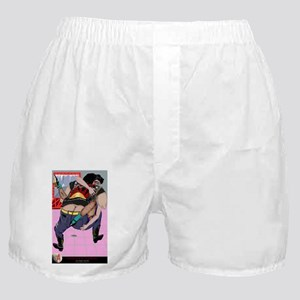Hot Patootie with Logo Boxer Shorts
