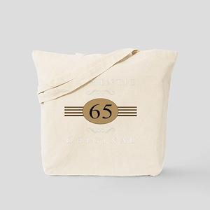 Authentic65b Tote Bag