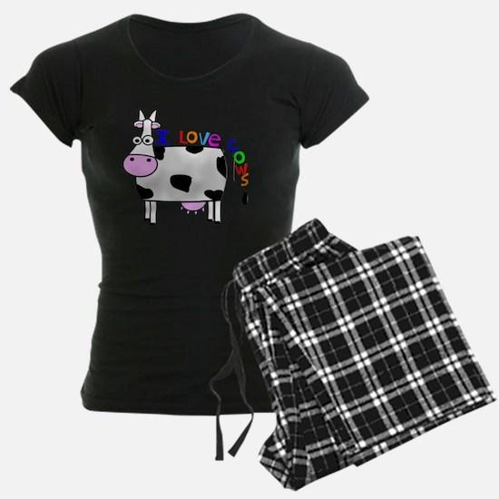 I love Cows KIDS Pajamas