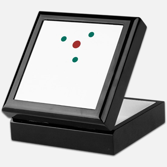 atom2 Keepsake Box