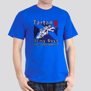 Tartan Army Boys_Coming 2012 Dark T-Shirt