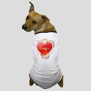 Mayra-Valentines Dog T-Shirt