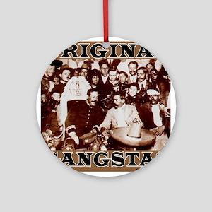 Original Gangstas Ornament (Round)