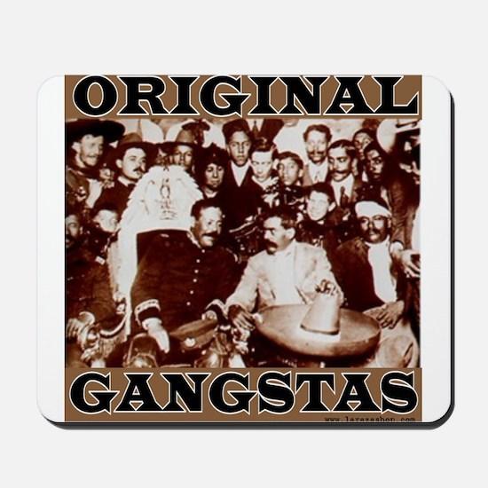 Original Gangstas Mousepad