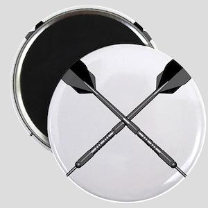 crossed_darts Magnet