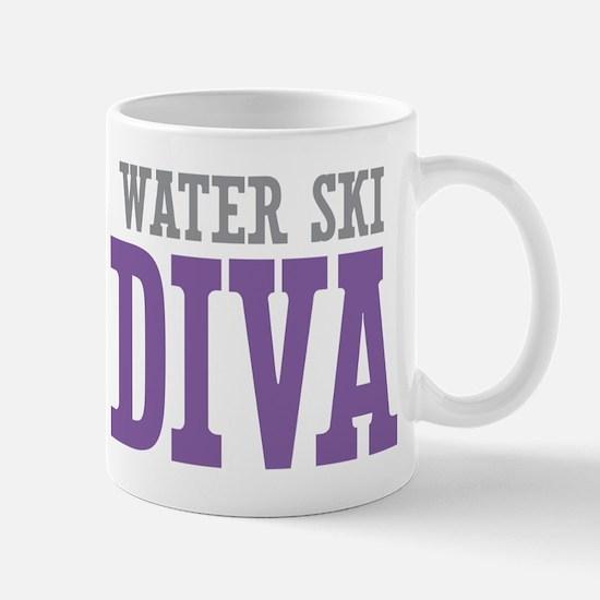 Water Ski DIVA Mug