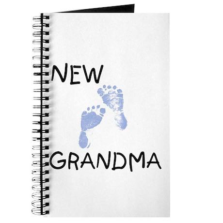 New Grandma (blue) Journal