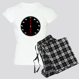 Gametime Jordan Clock Women's Light Pajamas