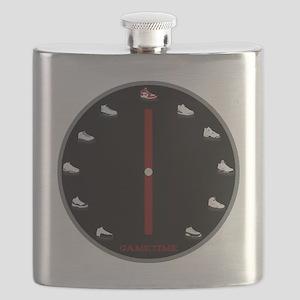 Gametime Jordan Clock Flask