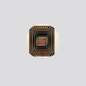 TESSERACT_HYPERCUBE_c Mini Button