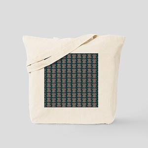 LittleColorOwlpattern Tote Bag