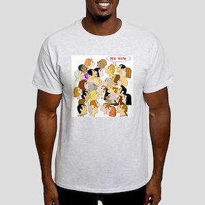 We Vote Light T-Shirt