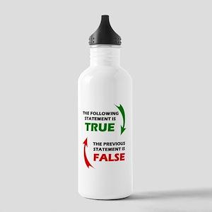 truefalse Stainless Water Bottle 1.0L