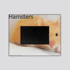 Hamster calendar cover Picture Frame