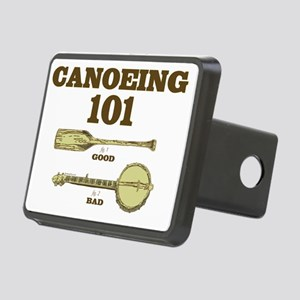 Canoe-101 Rectangular Hitch Cover