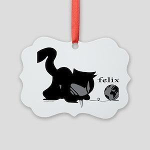 FELIXYARNWORLD Picture Ornament