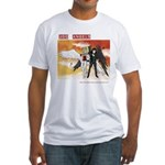 2DD Angels Fitted T-Shirt