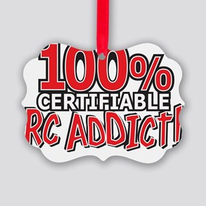 RC_addict_sweatshirt Picture Ornament