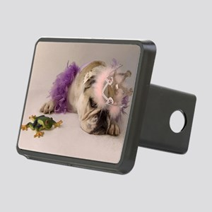 Princess and the Frog Rectangular Hitch Cover