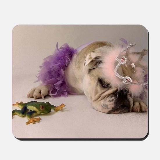 Princess and the Frog Mousepad