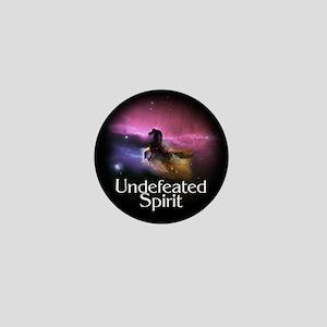 Undefeated Spirit Mini Button