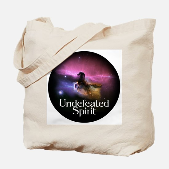 Undefeated Spirit Tote Bag