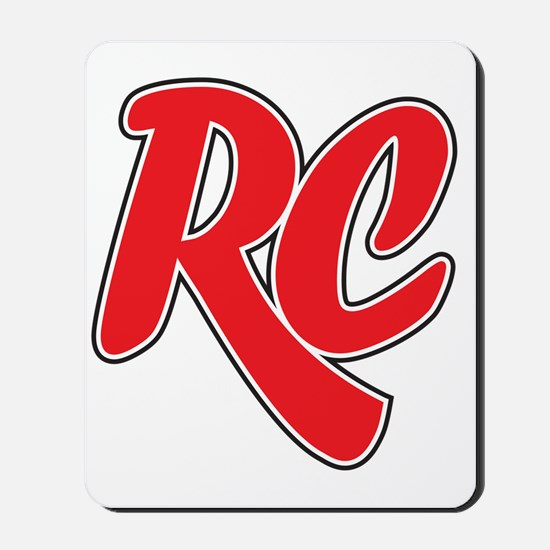 RC_really_cool_white_sweatshirt Mousepad