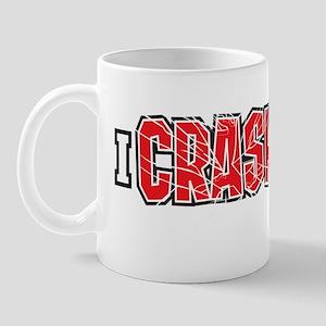 I_crash_planes_stein Mug