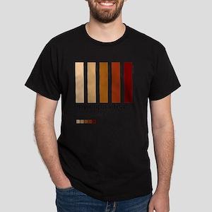 my-cuppa-tea-colour-match-palette Dark T-Shirt