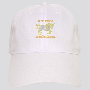 Unicorns - and the theory of evolution Cap