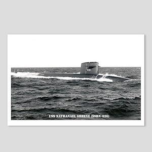 ngreene large framed prin Postcards (Package of 8)