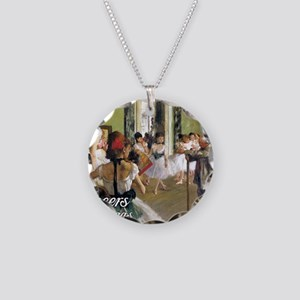 12mo Deg Cover Necklace Circle Charm