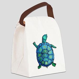 turtleboogie Canvas Lunch Bag