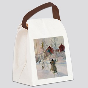 Larsson 3 Canvas Lunch Bag