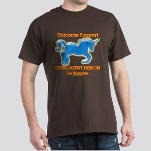 Unicorns Support intelligent design as science Dar