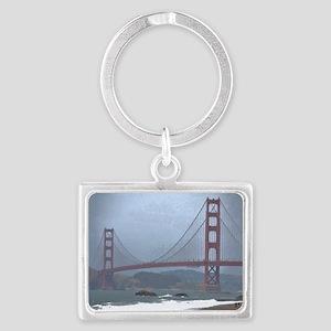Golden Gate Bridge Landscape Keychain