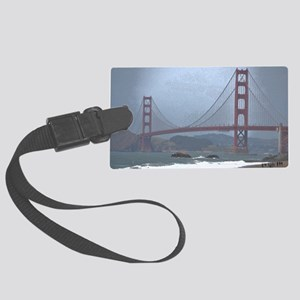 Golden Gate Bridge Large Luggage Tag