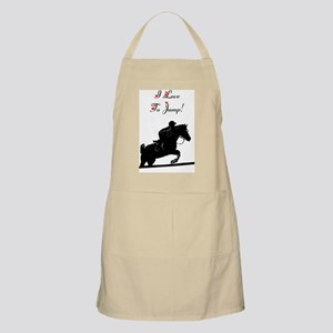 dani and belle silouette2 Apron