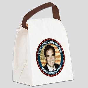 sept_marco_rubio Canvas Lunch Bag