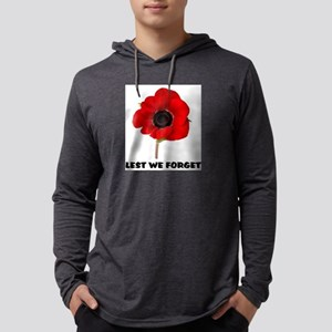 POPPY - LEST WE FORGET Long Sleeve T-Shirt