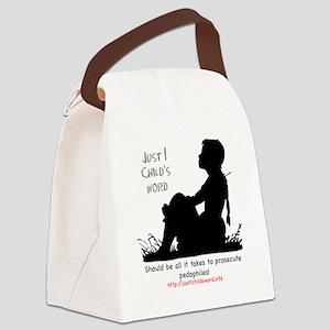 tshirt Canvas Lunch Bag