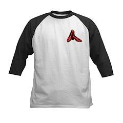 Ruby Slippers Kids Baseball Jersey