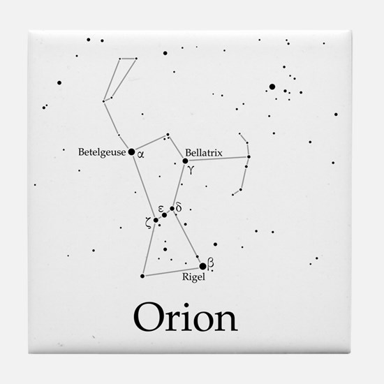 Orion Tile Coaster