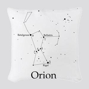 Orion Woven Throw Pillow