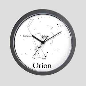 Orion Wall Clock