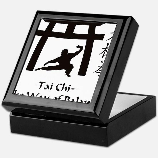 Phil Tai Chi The Way of Balance 2011  Keepsake Box