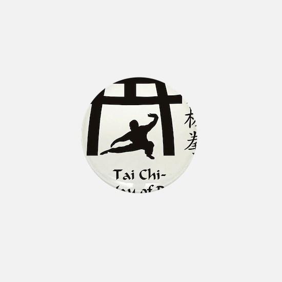 Phil Tai Chi The Way of Balance 2011 ( Mini Button